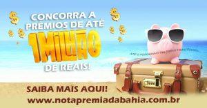 Nota Premiada Bahia